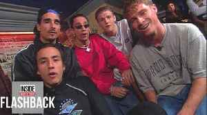 Flashback: Before the Backstreet Boys Made it Big [Video]