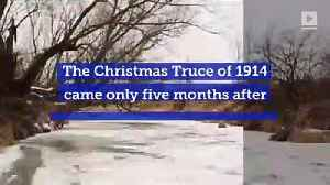 This Day in History: The First World War Christmas Truce [Video]