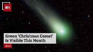 The Green Comet Is Coming To A Sky Near You [Video]