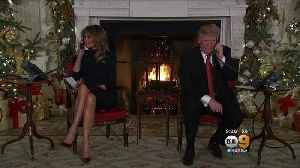 Trump Asks 7-Year-Old NORAD Caller If He Believes In Santa [Video]
