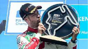 Tiago Monteiro Thought His Career Was Over [Video]