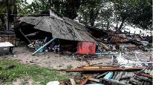 News video: Indonesian Tsunami Death Toll Rises To 429