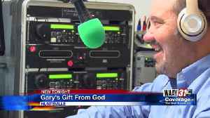 Gary's gift from God [Video]
