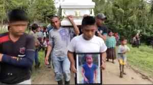 News video: Funeral held for 7-year-old Guatemalan migrant girl, Jakelin Caal