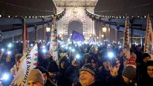 Workers in Hungary Protest 'Slave Law' on Overtime [Video]