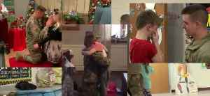 Emotional holiday reunions [Video]