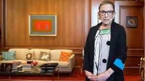 Ruth Bader Ginsburg Released From Hospital After Cancer Surgery [Video]