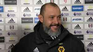 Nuno: It was a very tough game [Video]