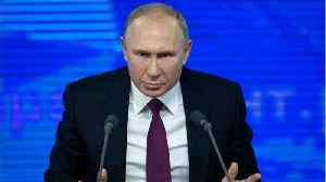 Putin Says US Is Taking Us Closer To Nuclear War [Video]