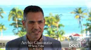 Videa's Gianunzio Charts The 'Superhighway' For Local Media Sales [Video]