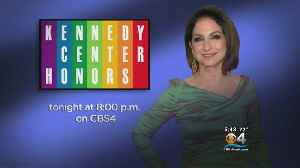 Kennedy Center Honors Hosted By Miami's Gloria Estefan [Video]