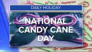 Daily Holiday - National Candy Cane Day [Video]
