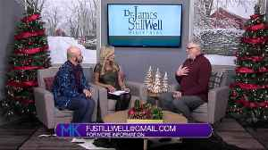 Keeping the holiday cheer with Dr. James Stillwell [Video]