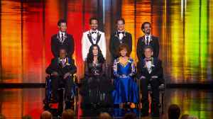 2018 Kennedy Center Honorees Take The Stage Together [Video]
