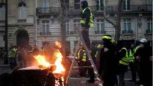 France's 'Yellow Vest' Protesters Are Nervous To Replace Him [Video]