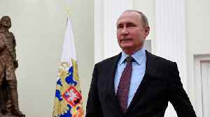 Russian President Vladimir Putin Boasts About New Missile System [Video]
