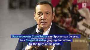 Police Obtain Video Footage of Alleged Sexual Assault by Kevin Spacey [Video]