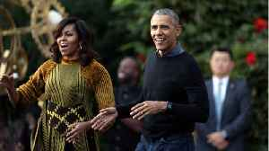 Barack And Michelle Obama Top Gallup Poll Of Most-Admired Men And Women [Video]