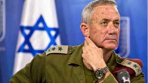 Israeli Ex-General, Polling Closest to Netanyahu, Joins 2019 Election Race [Video]