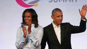 Barack And Michelle Obama Named America's Most Admired [Video]