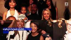 Eddie Murphy Introduces 10th Child in Christmas Family Photo [Video]