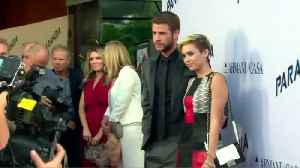 Miley Cyrus and Liam Hemsworth marry - social media [Video]