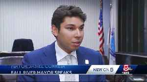 Embattled Fall River mayor says he'll let voters decide his future [Video]