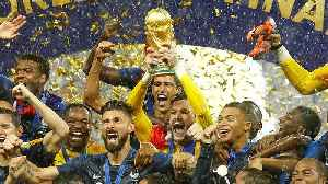 Euro teams star as France become champions again | Review 2018 [Video]