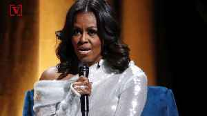 Michelle Obama Tops Hillary Clinton as Most Admired Woman in America [Video]