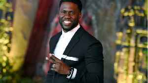 Kevin Hart Gets New Year's Gig Following Losing The Oscars [Video]