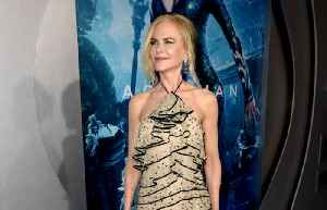 Nicole Kidman impressed daughters by swallowing a fish [Video]