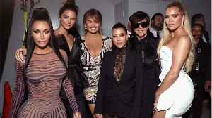 People are freaking out about the Kardashian Christmas card