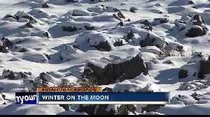 Idaho Back Roads: Winter on the Moon [Video]