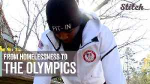 Man on journey to Olympics after overcoming homelessness through fitness [Video]