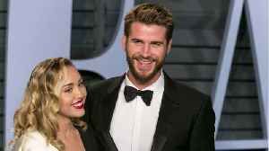 Miley Cyrus And Liam Hemsworth Wrap Up 2018 By Getting Married [Video]