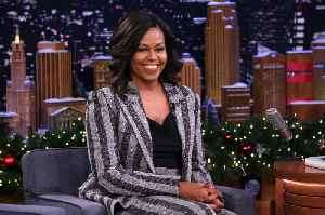 Michelle Obama Is America's Most Admired Woman [Video]