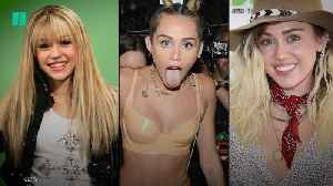The Evolution Of Miley Cyrus [Video]
