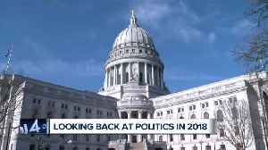 Looking back at politics in 2018 [Video]