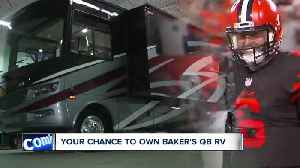 Baker Mayfield's famous 'QB RV' up for sale [Video]