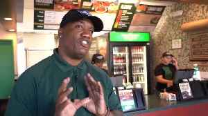 At The Table Wingstop Bakersfield [Video]