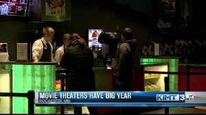 Big year for the movies [Video]