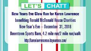 The 40th Karen Lawrence New Year's Eve Run Benefiting Ronald McDonald House Charities [Video]
