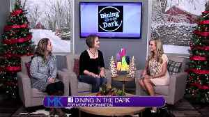 """""""Dining in the Dark"""" for a cause [Video]"""