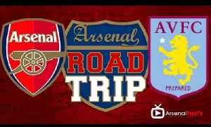 Road Trip To The Emirates - Arsenal V Aston Villa [Video]