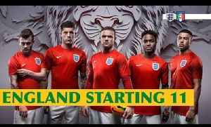 England Starting 11 - Can England Win The World Cup??? [Video]