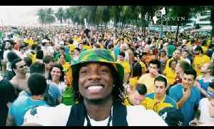 World Cup Diary Of Brazil - Protests On The Streets & Celebrations On The Copacabana Beach [Video]