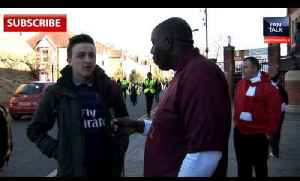 Arsenal 1 v Fulham 0 - Fan satisfied with win - ArsenalFanTV.com [Video]