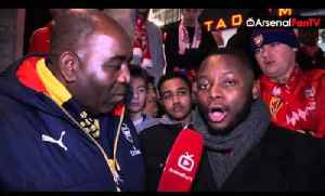 Reinforcements In January & We'll Win The League says Cheeky Sport  | Arsenal 2 Man City 1 [Video]