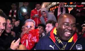 Jose Mourinho Gatecrashes ArsenalFanTV Interview | Arsenal 2 Man City 1 [Video]
