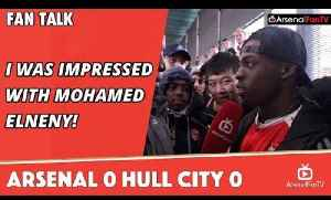 I Was Impressed With Mohamed Elneny! | Arsenal 0 Hull City 0 [Video]